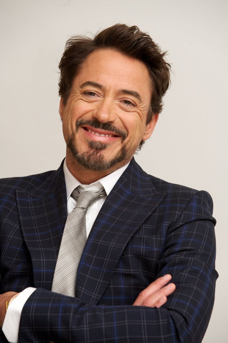 Robert Downey Jr . . . he can be MY Iron Man!