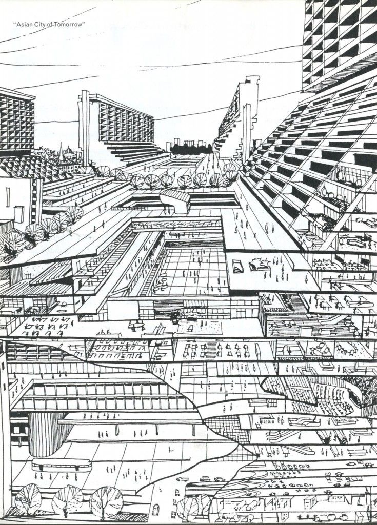 Rem Koolhaas, Asian City of Tomorrow, SMLXL, 1995, © Image courtesy of the Office for Metropolitan Architecture (OMA)