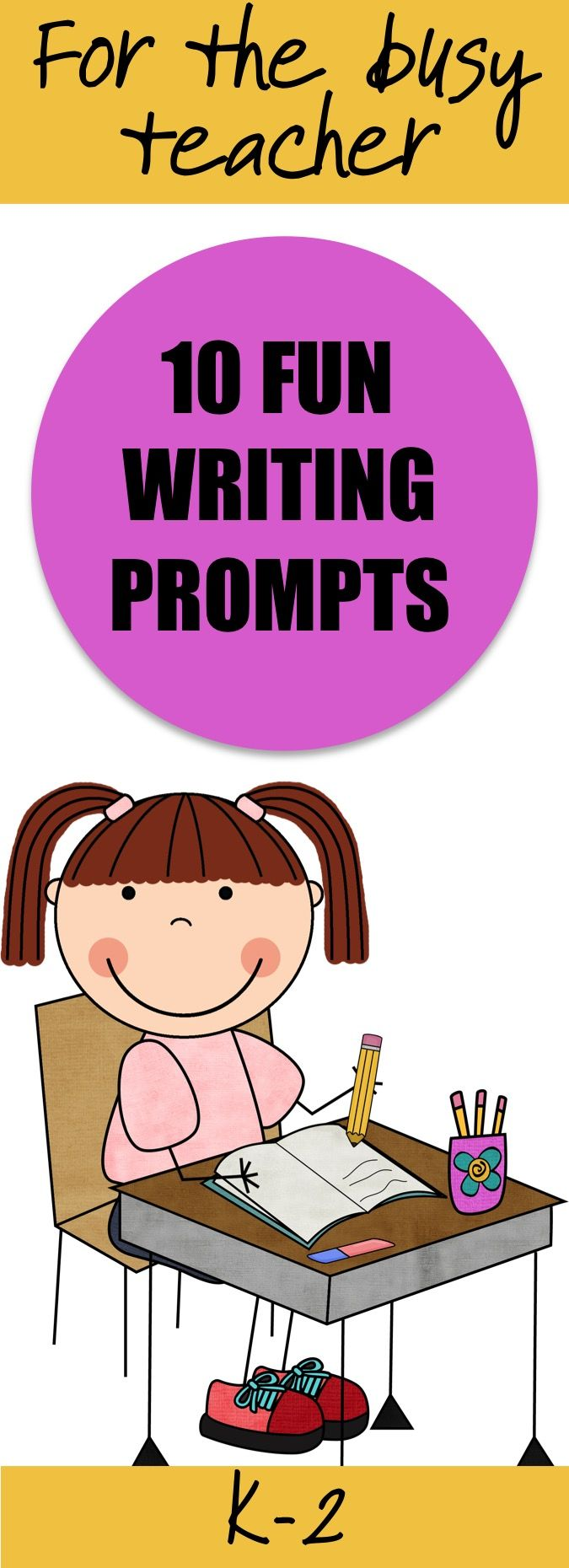 Emergent writing prompts for fall that include: fall, the farm, school, fire prevention, Remembrance/Veteran's Day, Thanksgiving and Halloween.