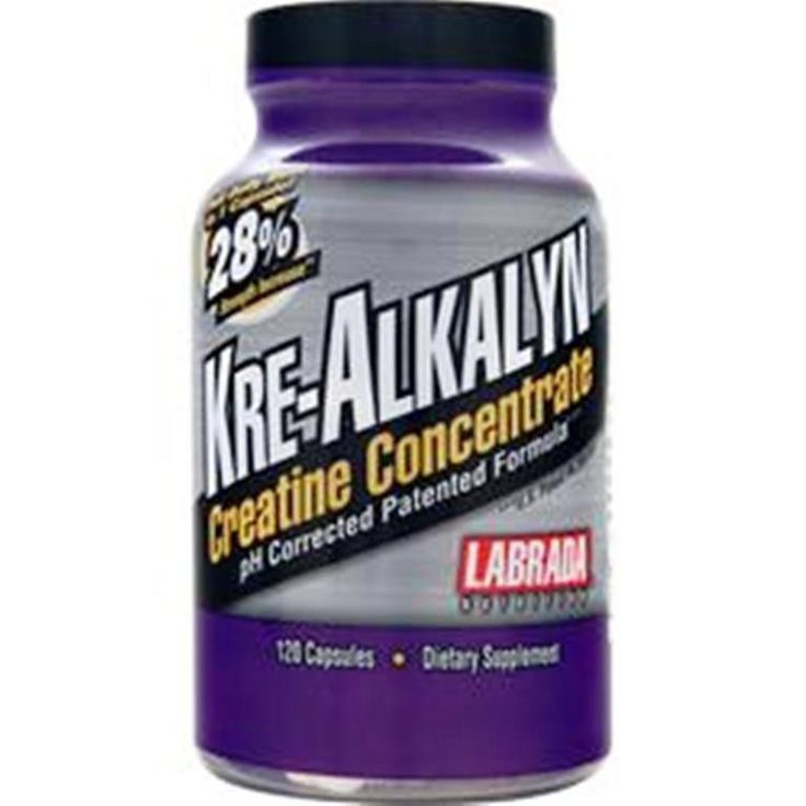 Save More Live Healthier!  1-2-3-4-5 or more lots LABRADA Kre-Alkalyn Creatine Concentrate 240 caps Save Mo #LABRADA