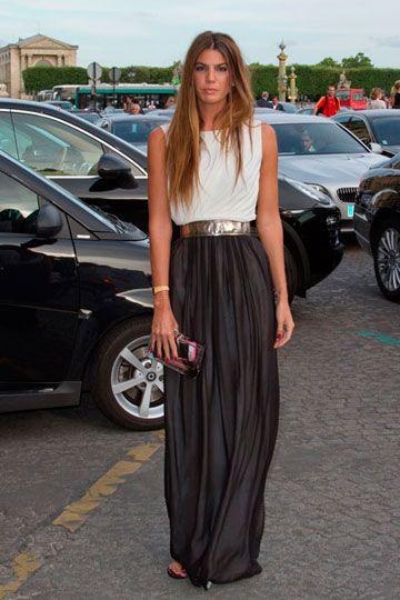 Maxi falda: así se lleva | Con M de Moda
