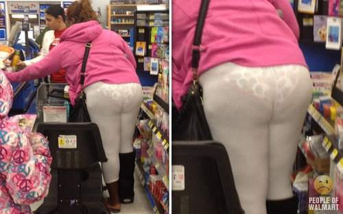 Meanwhile In Walmart