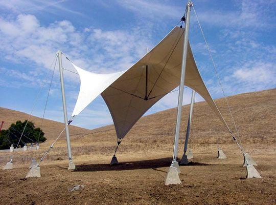 Tensile Structure in UAE