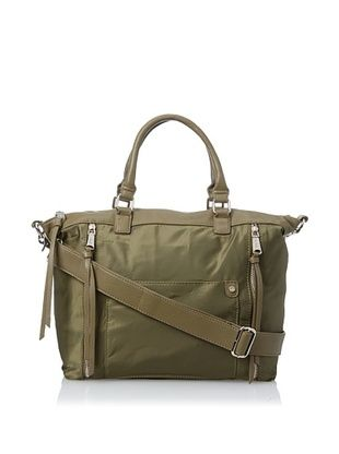 47% OFF co-lab by Christopher Kon Women's Dee Satchel with Cross-Body, Olive