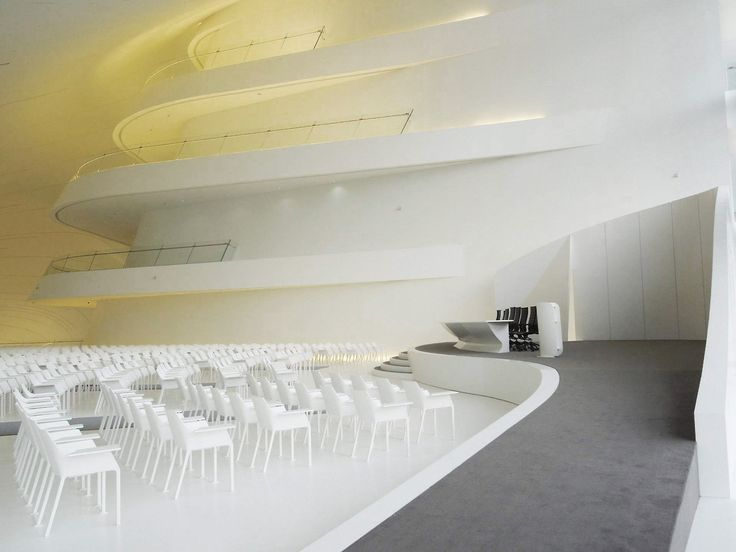 Zaha hadid pinned by zaha hadid for Office design zaha hadid