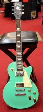Dillion BAC Series DL-640 ACT Surf Green Electric Guitar for Sale in Glen Park, New York Classified | AmericanListed.com