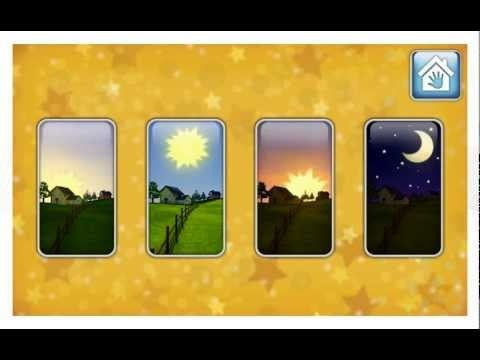 Initiate science learning with the sun & time #Science #app