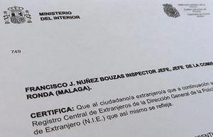 N.I.E. Die wichtigste Nummer für Ausländer in Spanien