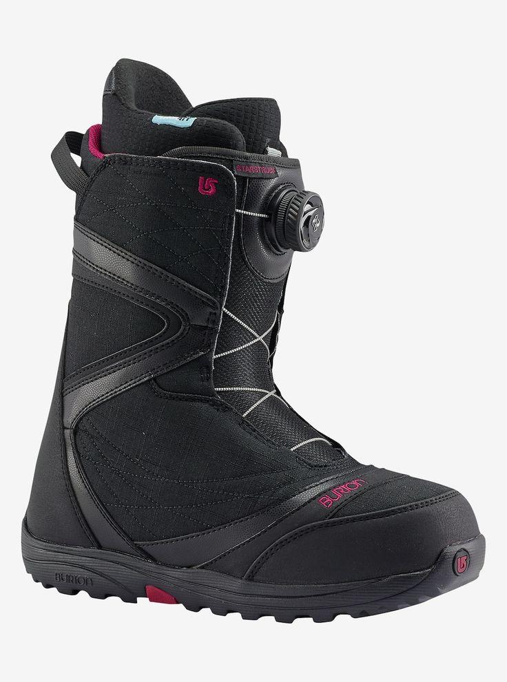 Burton Starstruck Boa® Snowboard Boot shown in Black
