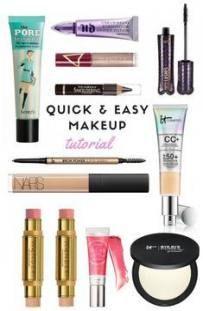 Make-up Tutorial für Anfänger alltägliche Naturuhren 59 Neue Ideen – ❤ Makeup ❤