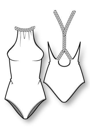 S/S 14 swim coordinates: key items