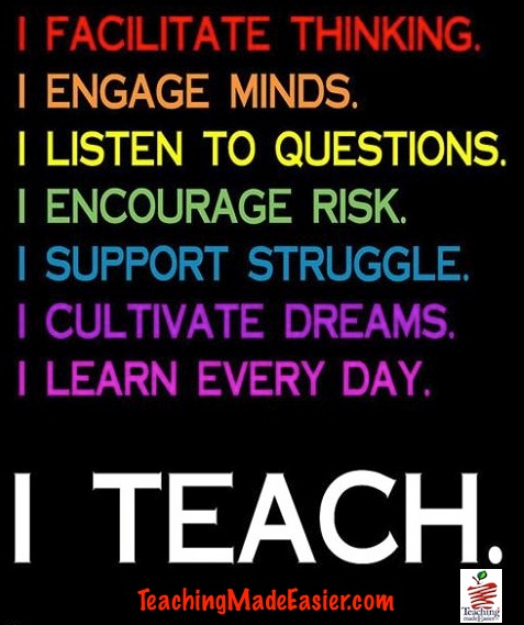 Inspirational Teaching Quotes - chatorioles