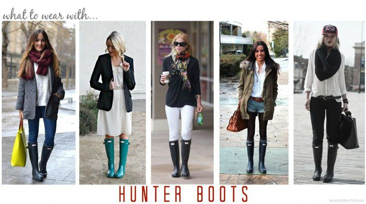 Hunter Boots Sale as low as $15 from $200ish – HURRY!