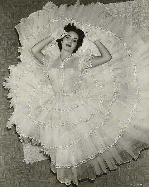 Elizabeth Taylor, via Stirred, Straight Up, with a Twist