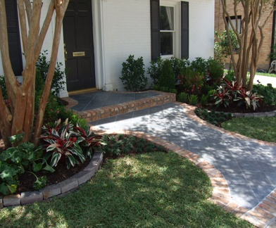 Houston lawn care, water irrigation, chem lawns, custom fountains, tree trimming service.