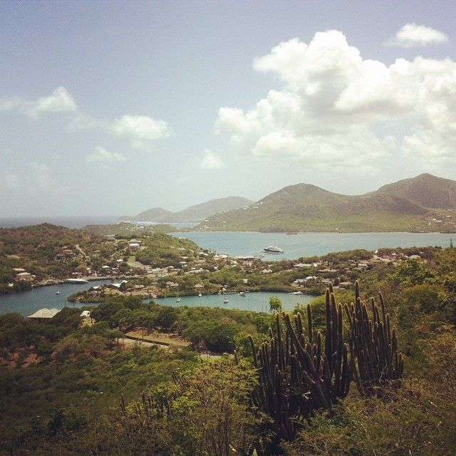 Oceans of View from #shirleyheights #antigua #travel #antigua #antiguasailing #sailing #myboat #lifeontheocean #myview #caribbean #wishyouwerehere #daydreaming #prettypic #instafollow #inspireme  #iwantthis