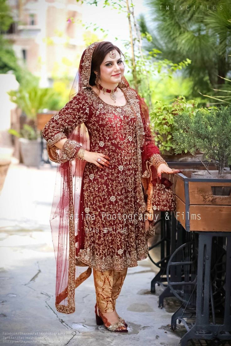 Engagement/ nikkah bride | Afghan clothes, Nikah ceremony ...