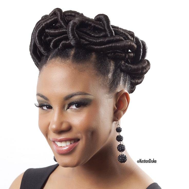 36 Best Beauty Hair Models Images By Keston Duke Photography On