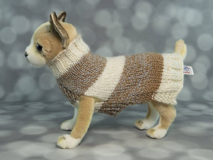 47 best Hand Made Dog Sweaters images on Pinterest