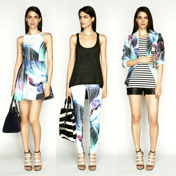DANCE WITH ME DRESS   WILD SIDE TOP   RADIANT LIGHT PANTS   FOR MY LOVE JACKET   FLIRT WITH FLORAL TOP   URBAN GLAM SHORTS  