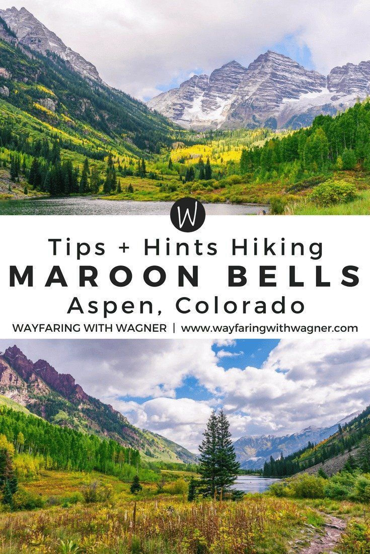 Hiking Maroon Bells in Aspen, Colorado | Travel | Colorado