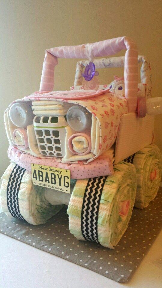 Diaper Jeep