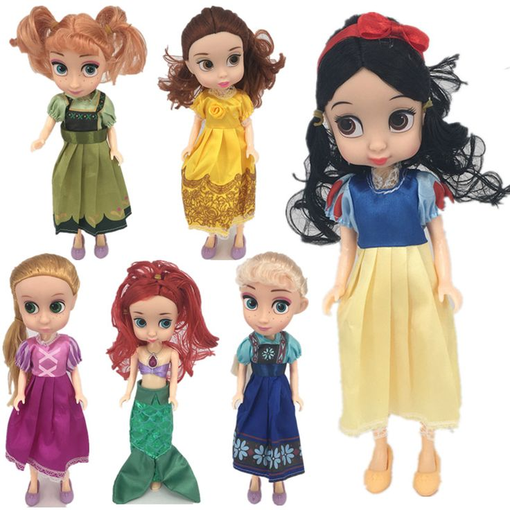 $5.50 (Buy here: https://alitems.com/g/1e8d114494ebda23ff8b16525dc3e8/?i=5&ulp=https%3A%2F%2Fwww.aliexpress.com%2Fitem%2F25cm-Princess-Doll-Set-Toys-9-8inch-Cartonn-Brinquedos-Elsa-And-Anna-Doll-Toys-For-Girls%2F32684832091.html ) 25cm Princess Doll Set Toy, 9.8inch Cartonn Brinquedos, Elsa And Anna Doll Toys For Girls, Birthday Gift, 6styles for just $5.50