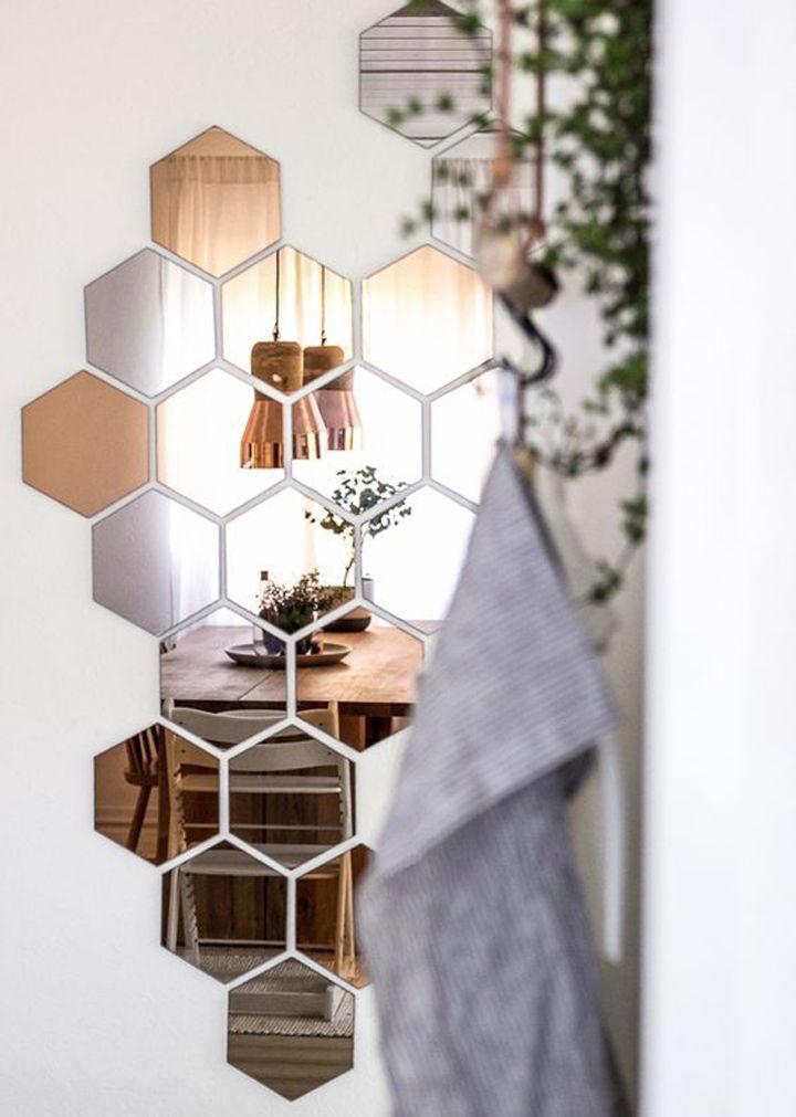 Oltre 25 fantastiche idee su Specchi su Pinterest | Specchio con ...