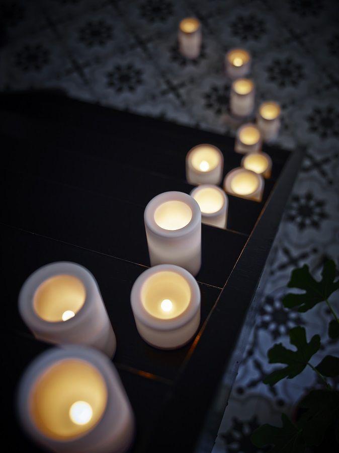 Το ρομαντικό στιλ μπορεί να κρατήσει 20 χρόνια, όπως και αυτά τα φωτιστικά LED!