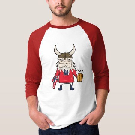 Norwegian Viking T-shirt - click to get yours right now!