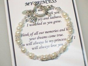 ... wedding bracelet wedding gifts wedding day father daughter forward