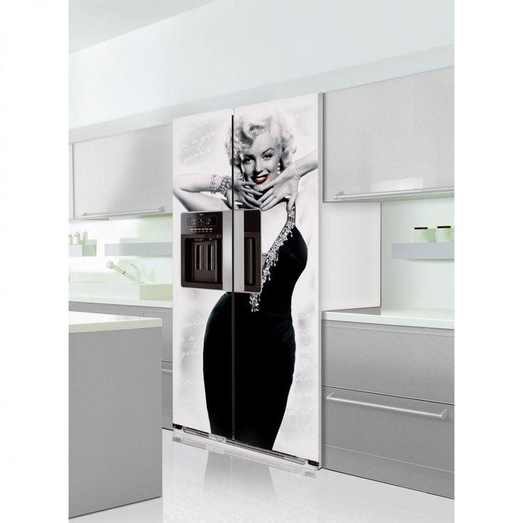 Frigorifero wsn5586a+w marilyn    http://www.keihome.it/elettrodomestici/frigoriferi-coolors-/frigorifero-wsn5586a+w-marilyn-coolors/1489/
