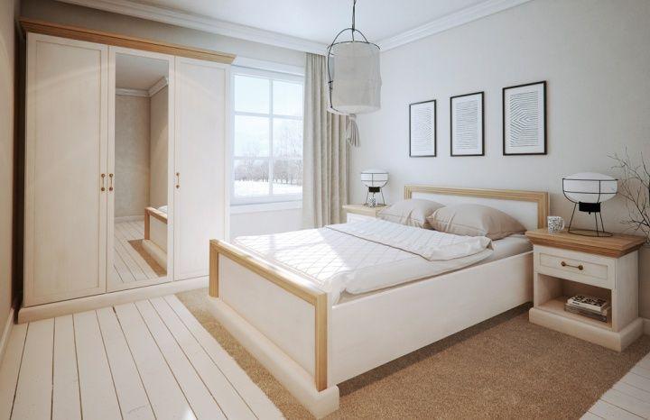 Meble do sypialni – Łóżko #TwojeMeble #TwojaSypialnia #Łóżko #ROYAL #GałaMeble