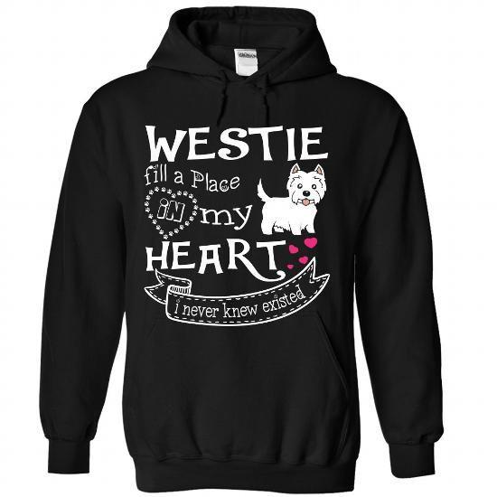 Westie - #tshirt bag #christmas sweater. LIMITED TIME => https://www.sunfrog.com/Pets/Westie-8368-Black-Hoodie.html?68278
