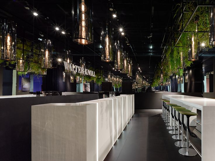 Walter Knoll - Exhibition stand Orgatec 2014