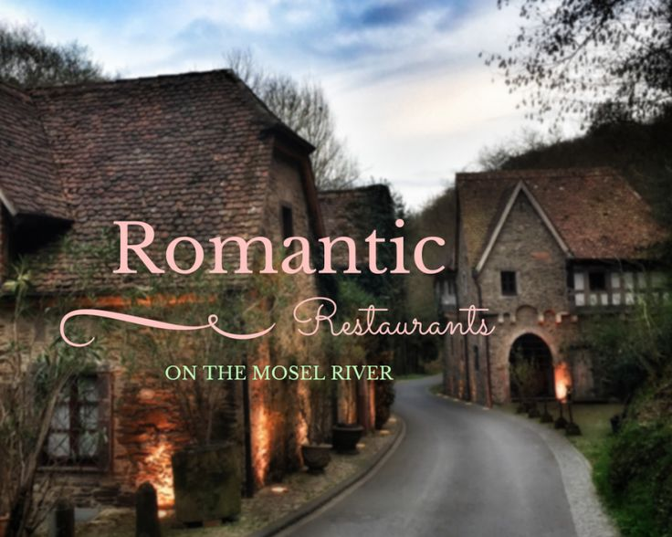 Not too long ago, National Geographic released their list of the 17 Most Romantic Destinations in the world. Among those that made the cut were the French Riviera, Venice, and our very own Moselle region. For all of my expat readers stationed at...