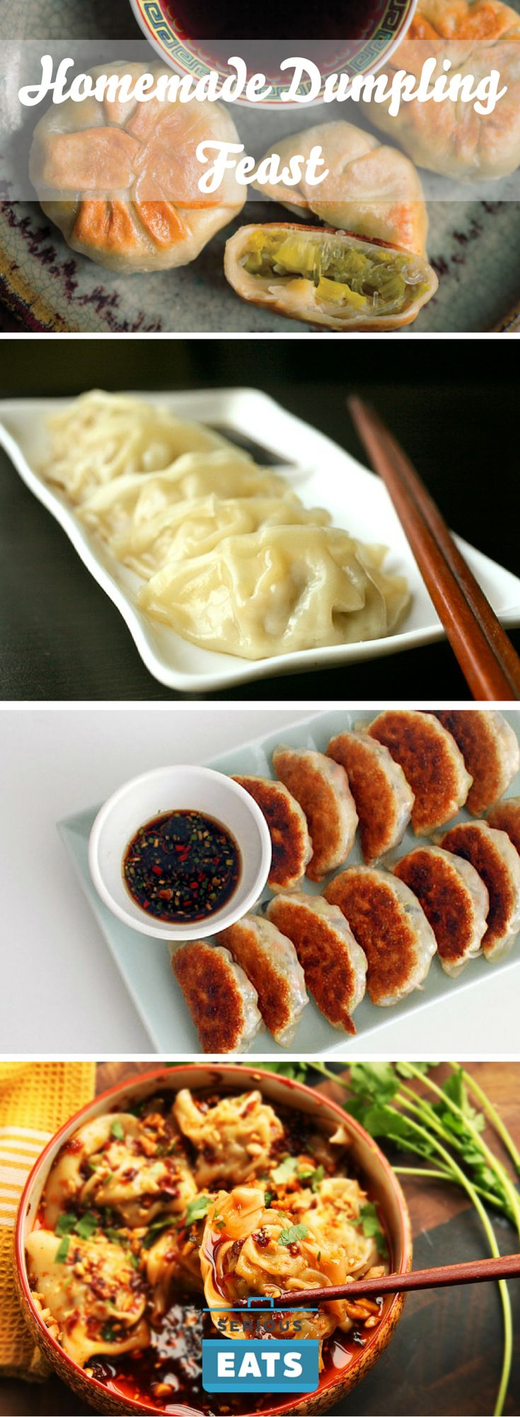 Love dumplings? We have your cravings covered.