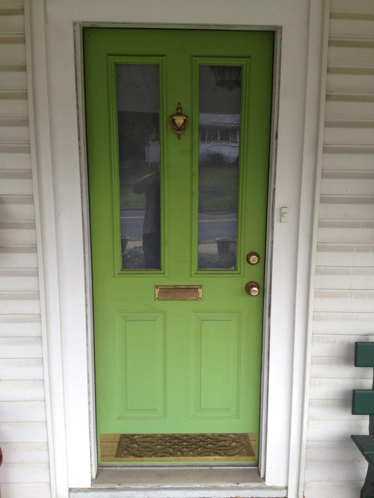 Best 25 Green Front Doors Ideas On Pinterest Green