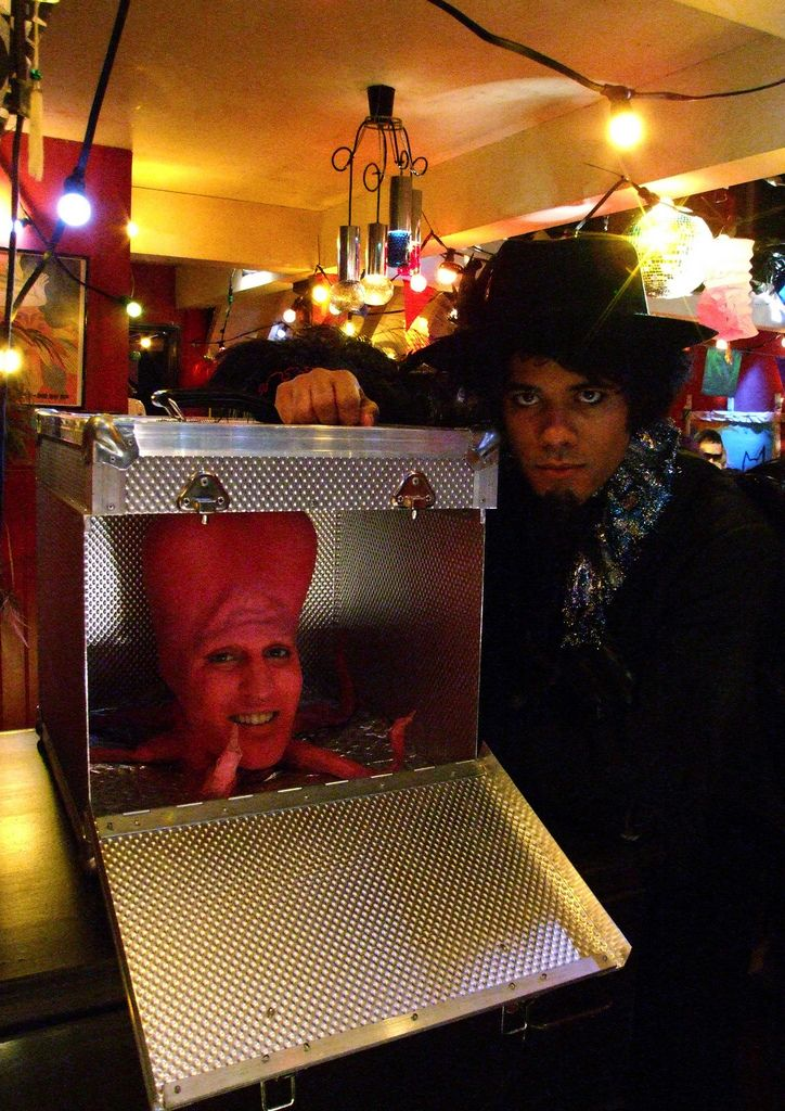 Richard Ayoade & Noel Fielding - the mighty boosh