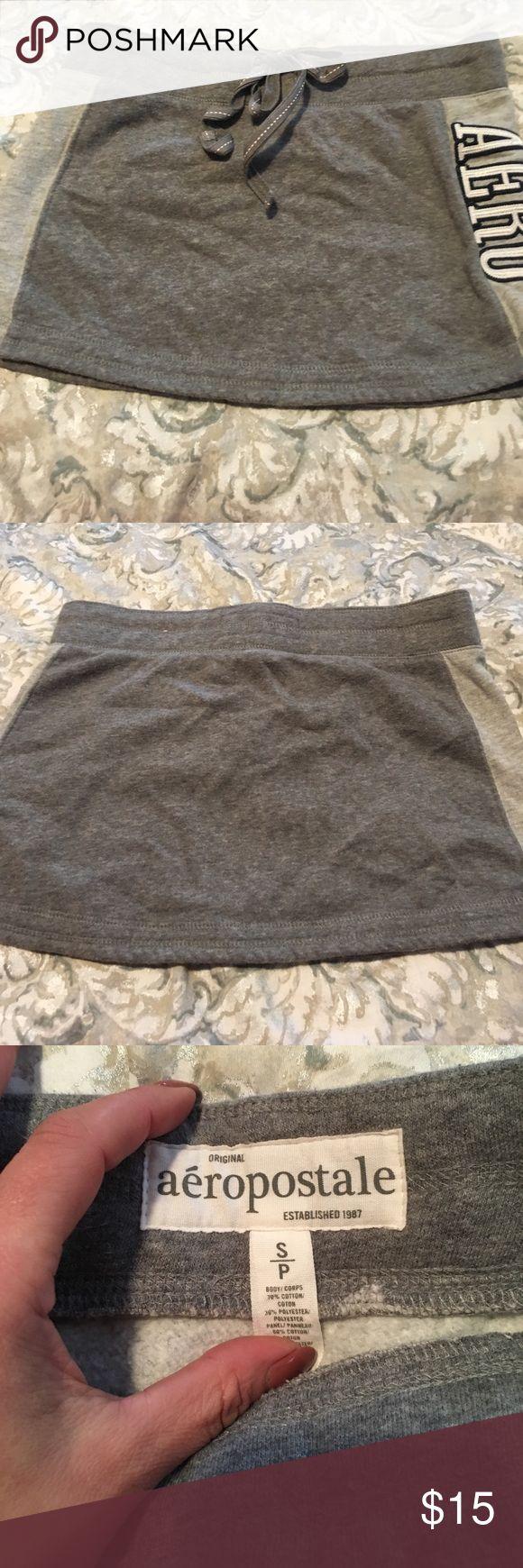 Aeropostale skirt Cotton mini skirt Aeropostale Skirts Mini