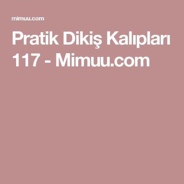 Pratik Dikiş Kalıpları 117 - Mimuu.com
