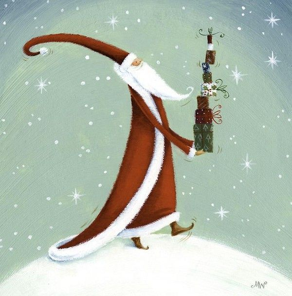 *Santa, Maria Woods
