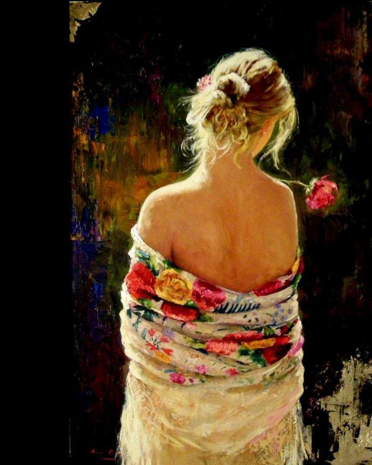 "Saatchi Art Artist Roman Frances; Painting, ""MANTON"" #art"