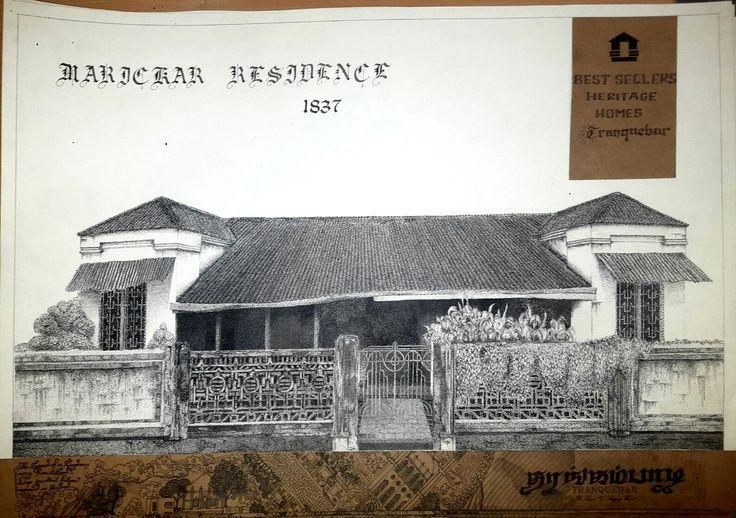 View of marikar residence, dot rendered (documentation)