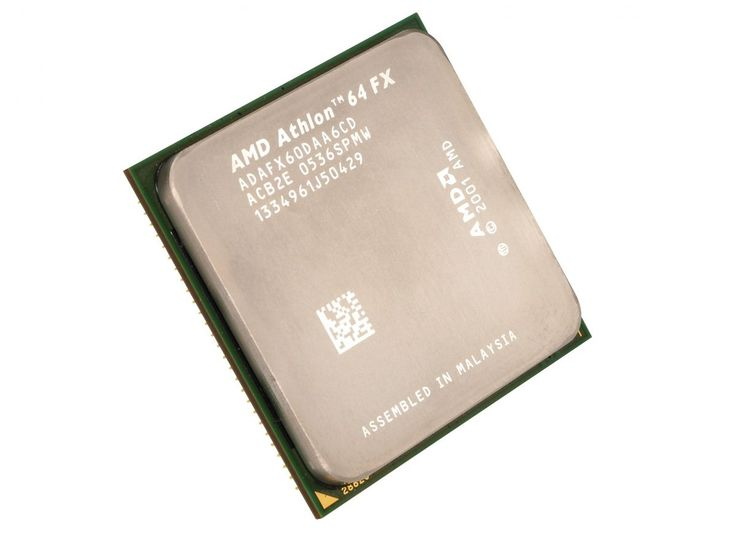 AMD Athlon 64 FX-60 review | Processors keep getting faster and faster, it's one of the huge computing clichés. The latest chip from AMD doesn't deviate from this trend, although it's still something of a surprise. Reviews | TechRadar
