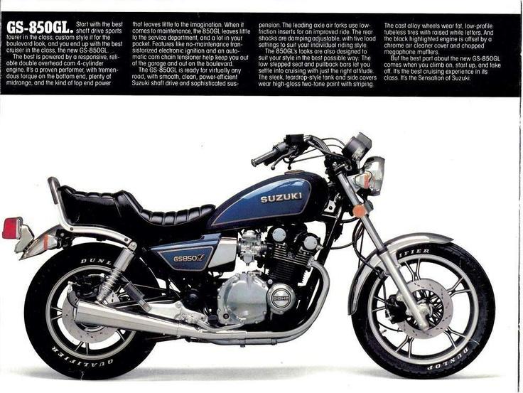 100+ 1983 Suzuki Gs1100l – yasminroohi