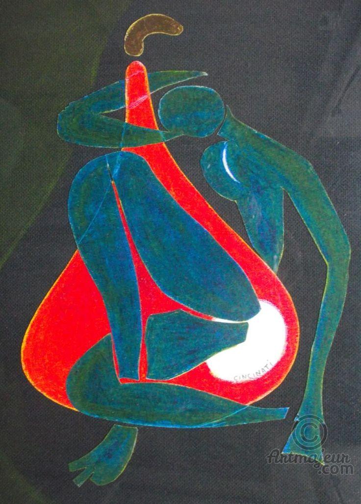 17 id es propos de art conceptuel sur pinterest for Art conceptuel peinture
