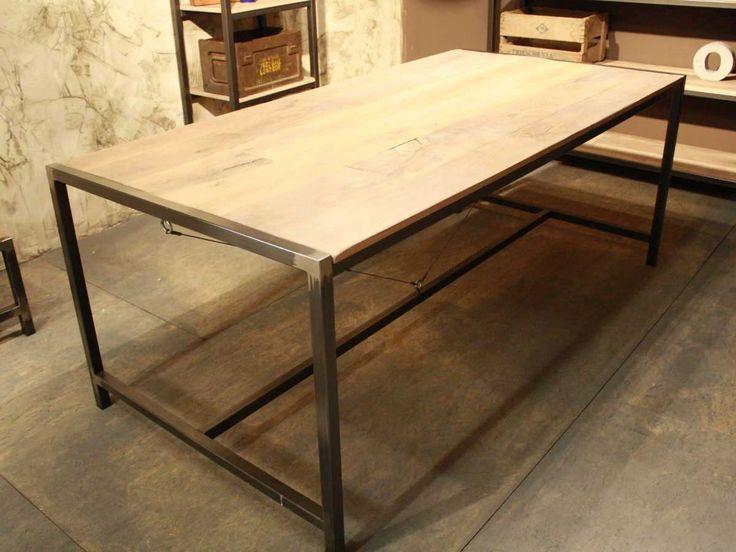 Spinder Design Esstisch Blacksmith kaufen im borono Online Shop