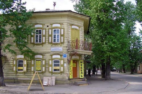 Купеческий Иркутск by roditel