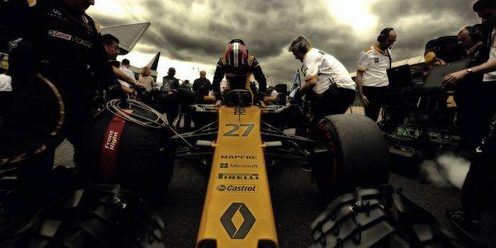 Renault F1, Hungarian GP 2017